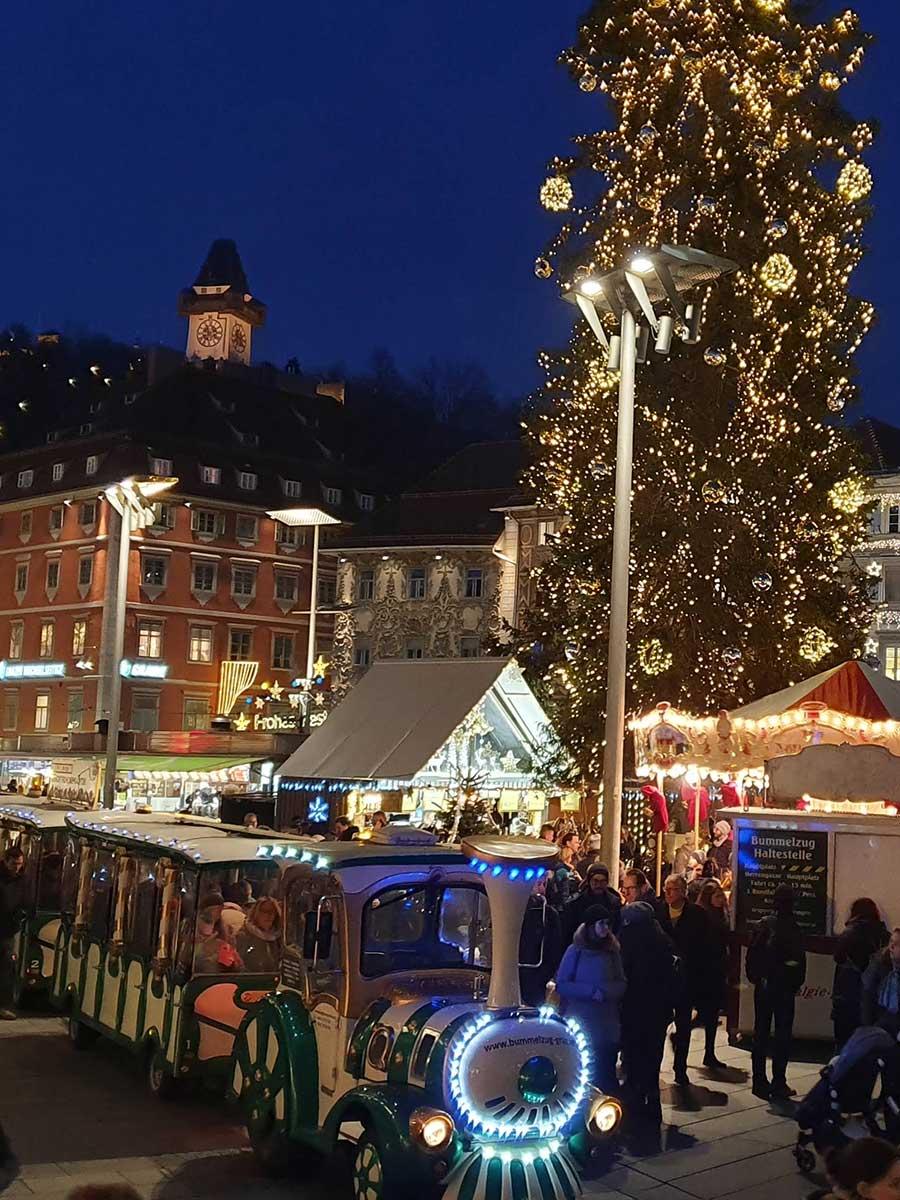 Christkindlmärkte in Graz – Advent in Graz – Veranstaltungen & Öffnungszeiten